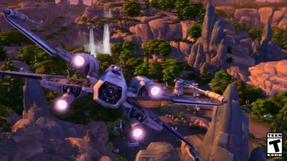 The Sims 4 - Star Wars: Journey to Batuu Reveal Trailer