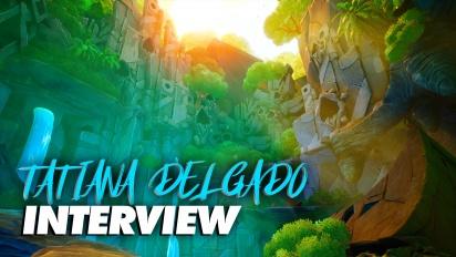 Call of the Sea - Interview mit Tatiana Delgado auf dem Fun & Serious Festival 2020