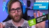 Nvidia Geforce Now: Quick Look