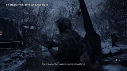 Resident Evil Village - Making of : The Internal Struggle