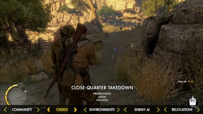 Sniper Elite 3 - Developer Q&A #1