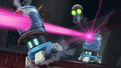 Stealth Inc. 2 - Gadgets and Gizmos Trailer
