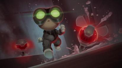 Stealth Inc. 2  - Gadgets Trailer