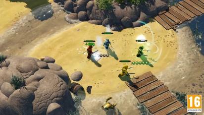 Magicka 2 - Free Update Spells Trailer