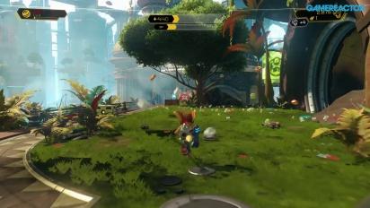 Ratchet & Clank - Interview James Stevenson über PS4-Spiel und Kinofilm