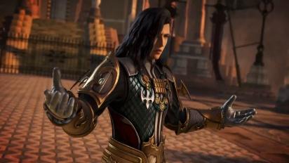 Dissidia Final Fantasy NT - Vayne Carudas Trailer
