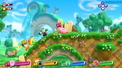 Kirby Star Allies - Videokritik