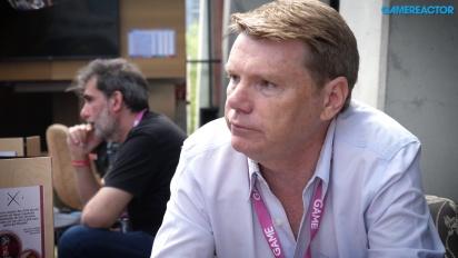 David Jones - Gamelab 2018 - Lifetime Achievement Award Interview