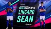 FIFA 19 - Jesse Lingard Recreates UEFA Champions League Goal