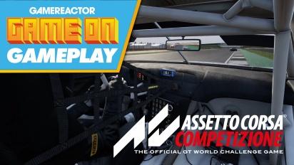 Assetto Corsa Competizione - Mit dem BMW M6 GT3 über den Silverstone Circuit (PS4-Version)