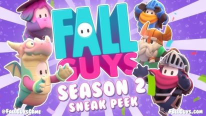 Fall Guys - Season 2 Sneak Peek