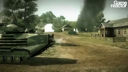 Operation Flashpoint 2 - Look and Feel Trailer