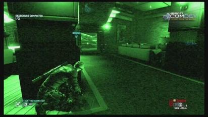 Splinter Cell: Blacklist - Sea Fort Co-Op Mission Walkthrough