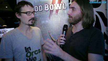 Blood Bowl 2 - Interview Sylvain Séchi