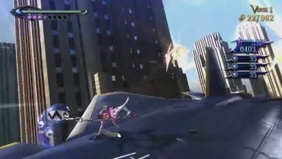 Bayonetta 2 - Chain Chomp Trailer