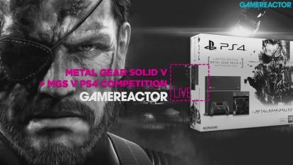 Metal Gear Solid V: The Phantom Pain - Livestream-Wiederholung #3