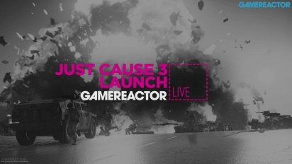 Just Cause 3 - 15.12.15 Livestream-Wiederholung