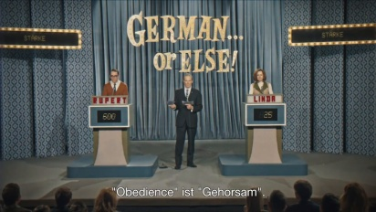 Wolfenstein II: The New Colossus - German ... or Else!