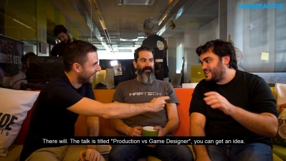 Ironhide Game Studio - Interview mit Gerson Da Silva & Gabriel Artus