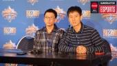 Hearthstone World Championship - Pressekonferenz von SamuelTsao