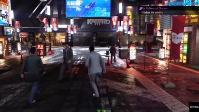 Yakuza 6: The Song of Life - Videokritik