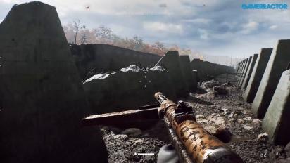 Battlefield V - Tirailleur War Stories Gameplay
