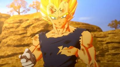 Dragon Ball Z: Kakarot - Buu Arc Teaser