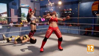 WWE 2K Battlegrounds - Gamescom 2020 Trailer