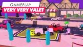 Very Very Valet - Die ersten 15 Minuten (Gameplay)