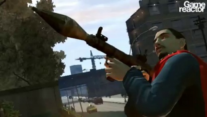 Grand Theft Auto: Episodes from Liberty City - Base Jumping Trailer