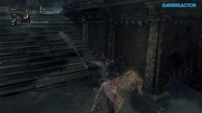 Bloodborne - Gameplay - Alpha-Version