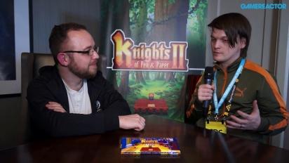 Knight of Pen & Paper II - Interview Florian Schwarzer