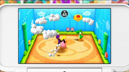 Nintendo 3ds Mario Party Island Tour Jennette Mccurdy Plays