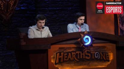 Hearthstone World Championship 2018 - Start von Tag 2, Zusammenfassung des ersten Tages