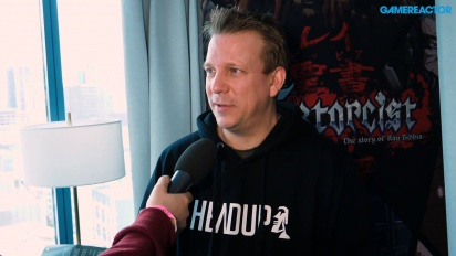 Headup Games - Dieter Schoeller Interview