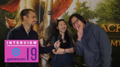 Black Desert Online - Interview mit Kwangsam Kim und Jeonghee Jin