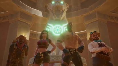 Jumanji: The Video Game - Launch Trailer