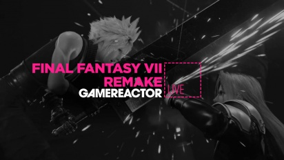 Final Fantasy VII: Remake - Livestream-Wiederholung #2