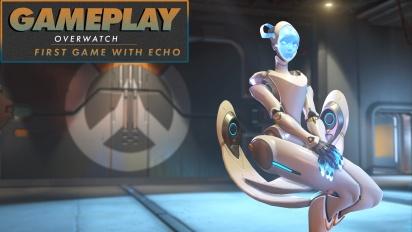 Overwatch - Unser erstes Spiel mit Echo
