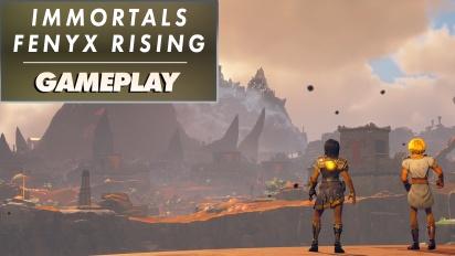 Immortals: Fenyx Rising - Wer ist der mysteriöse Dieb? (Preview-Gameplay #3)