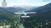 Microsoft Flight Simulator - A Relaxing Flight Over The Picos de Europa