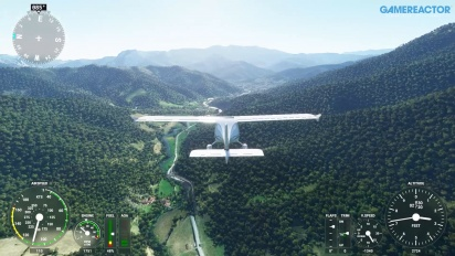Microsoft Flight Simulator - Ein entspannter Flug über den Nationalpark Picos de Europa