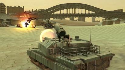 Metal Max Xeno: Reborn - Announcement Trailer