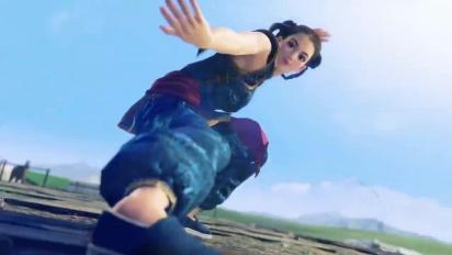 Virtua Fighter 5 Ultimate Showdown - Reveal Trailer