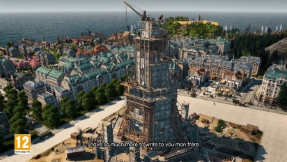 Anno 1800 - Tourist Season (DLC #8) Launch Trailer