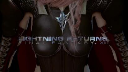 Lightning Returns: Final Fantasy XIII - Lightning Special Project Trailer