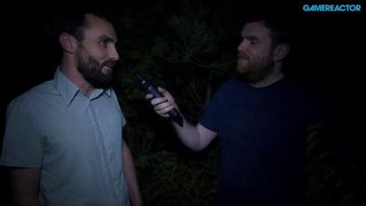 Until Dawn - Interview Tom Heaton