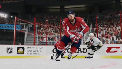 NHL 16 - E3 2015 Gameplay Trailer