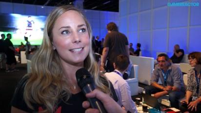 Mirror's Edge Catalyst - Interview Sara Jansson