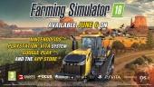 Farming Simulator 18 Gameplay Trailer